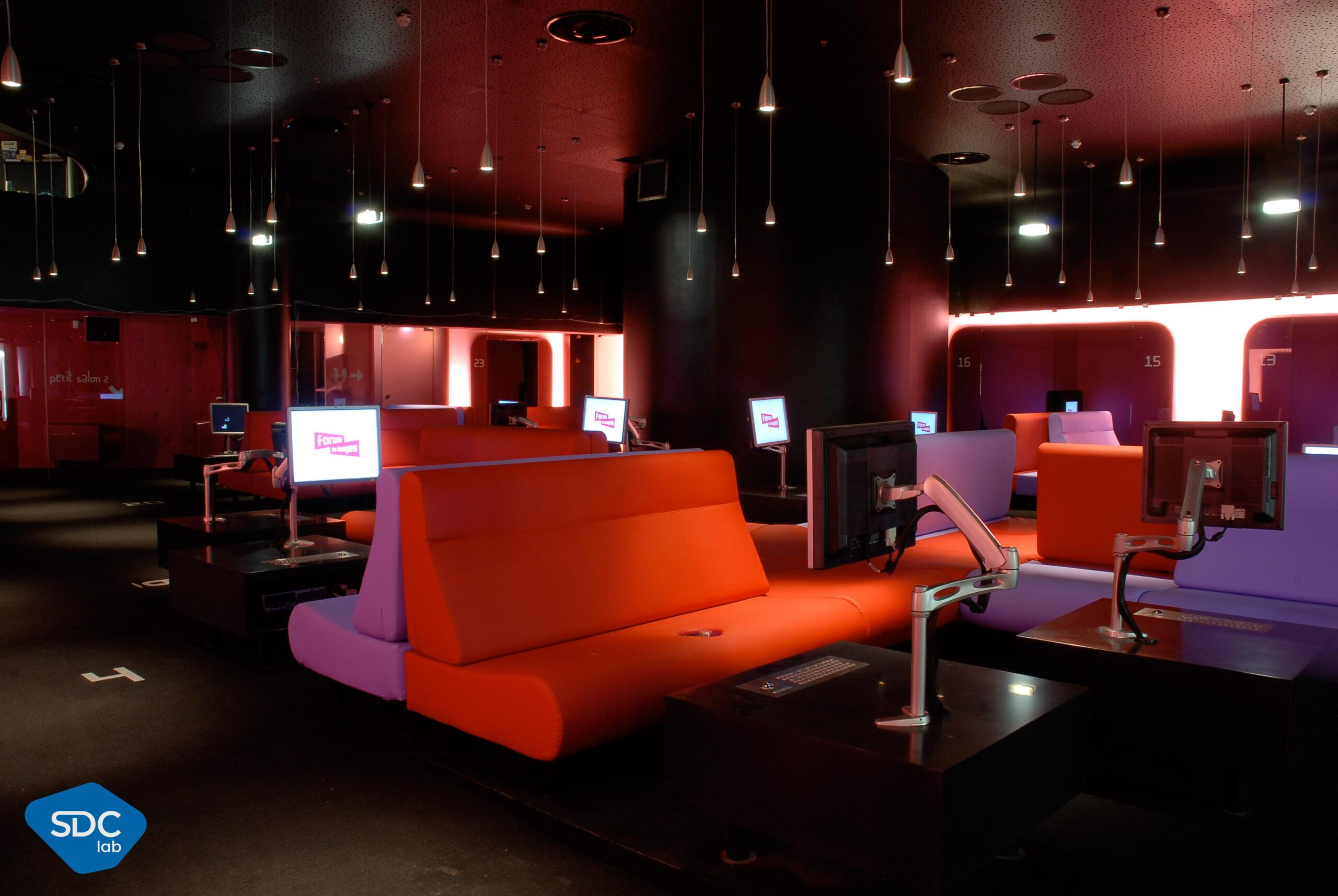 Forum des Images – Paris – 2008