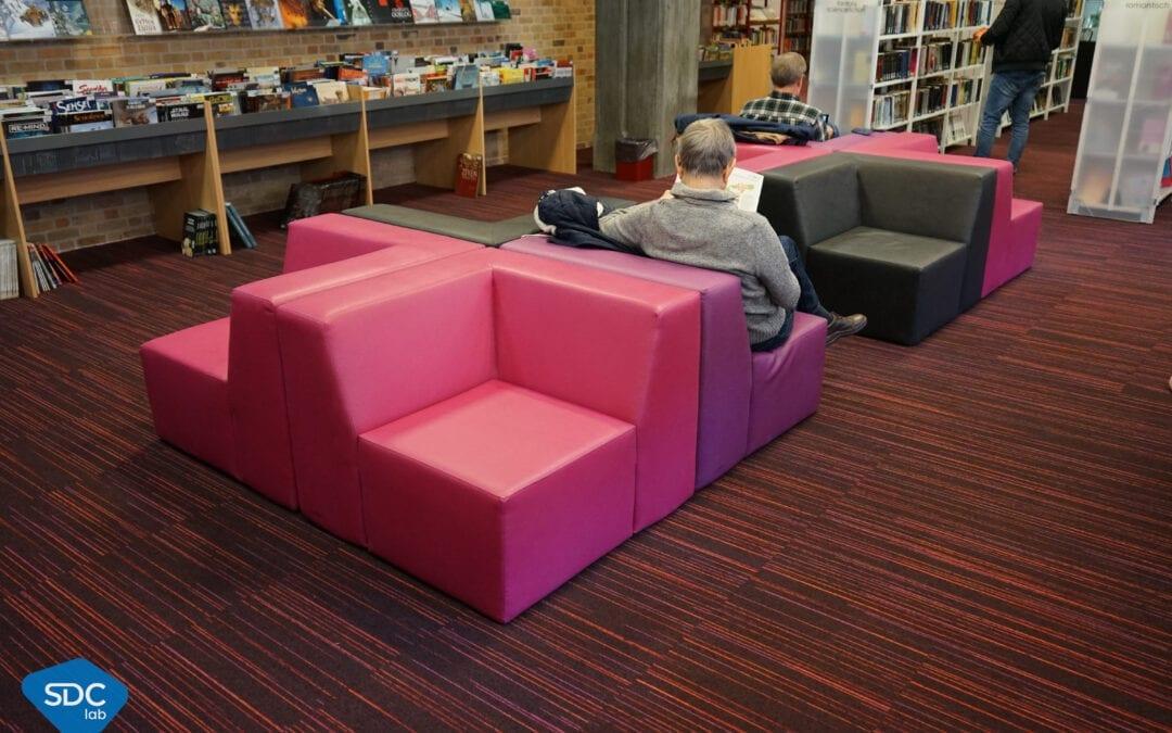 Library Biekorf – Brugge (BE)