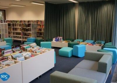 De Zorge Bibliotheek Brugge (BE 2019)