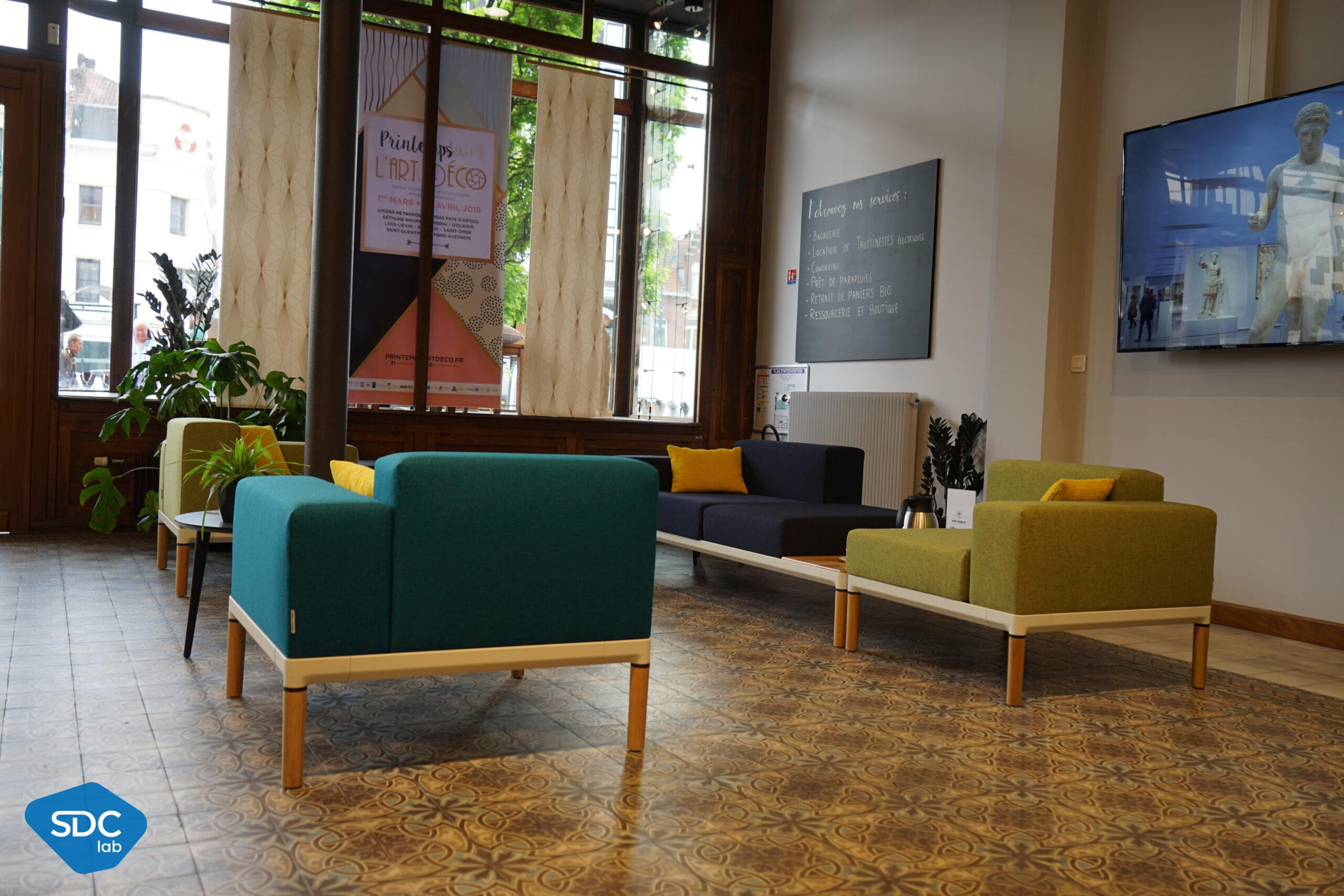 Office du Tourisme Lens Liévin (FR)